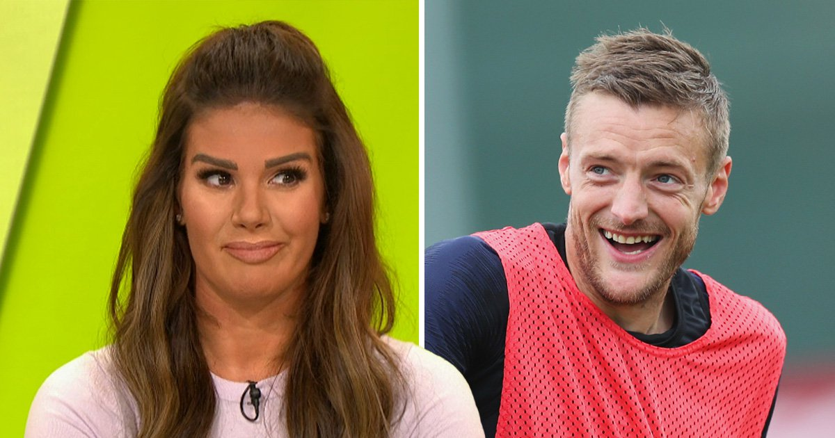 England's Jamie Vardy 'would struggle' to have sex with his wife during World Cup, she claims