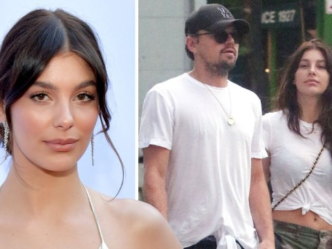 Who is Leonardo DiCaprio's girlfriend Camila Morrone, what films has she been in and who are her famous model friends?