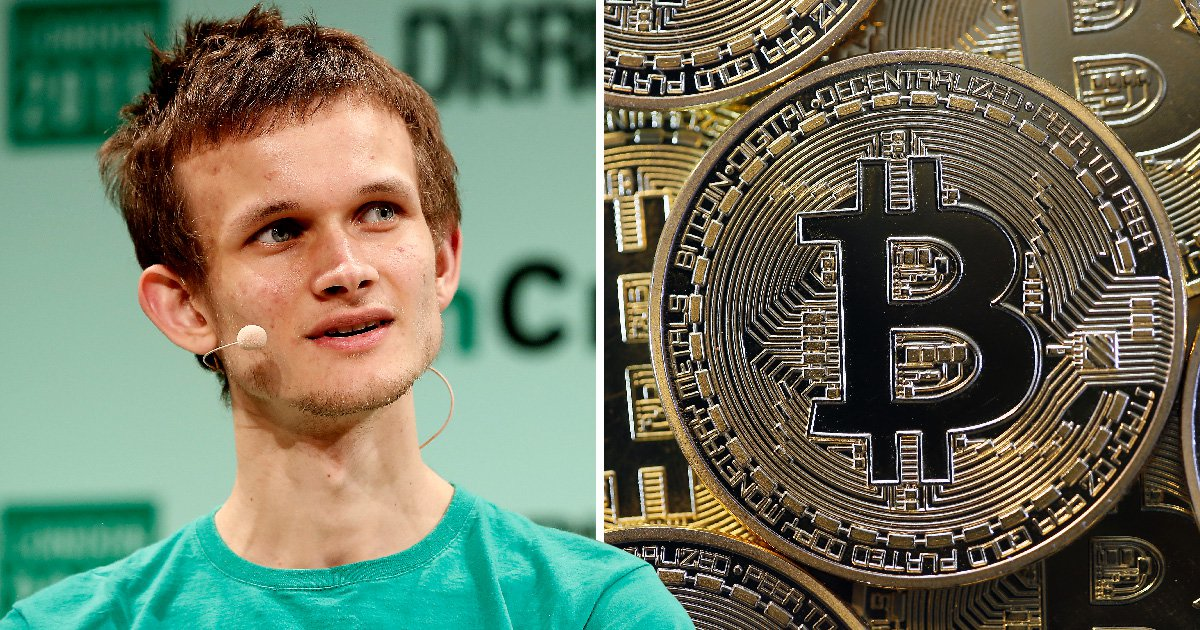 The NSA may have helped to invent Bitcoin, founder of world's second largest cryptocurrency Ethereum claims