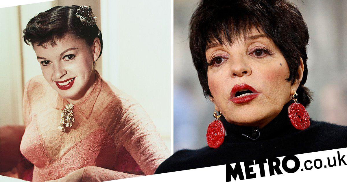 Liza Minelli isn't happy over Renee Zellweger playing mum