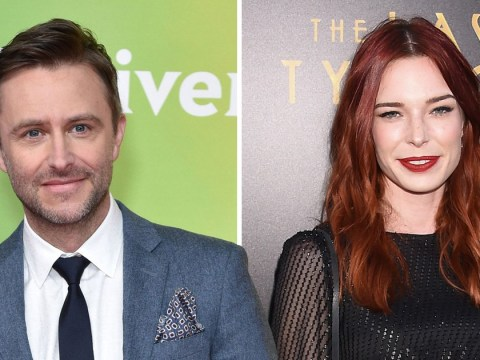 Talking Dead host Chris Hardwick denies claims of sexually abusive relationship with Chloe Dykstra