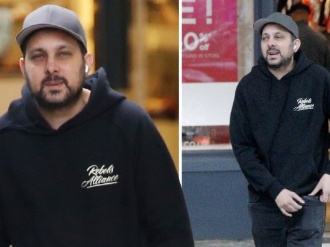 Dynamo looks healthy and in high spirits as he gets up to new tricks amid Crohn's disease battle