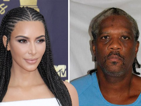 Kim Kardashian is on saving crusade as she shows support for 'wrongly-convicted' death row inmate