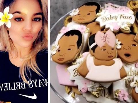 Khloe Kardashian sent tonnes of adorable gifts as she confirms return home to LA
