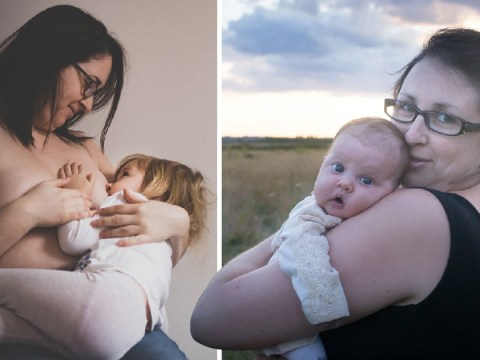 Mum-of-three explains why she still breastfeeds her almost four-year-old daughter