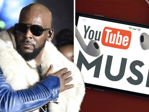 YouTube refuses to ban #MeToo target R Kelly from its new Music app
