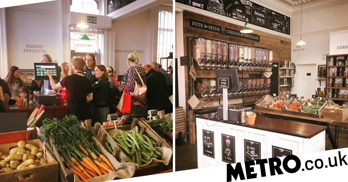 Birmingham's first plastic-free supermarket opens – and you have to bring your own containers and bottles