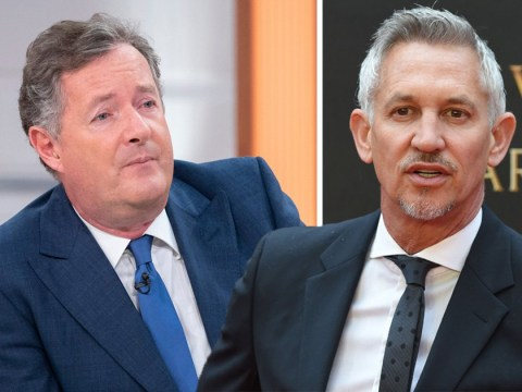 Piers Morgan 'needs a trip to the burns unit' according to BBC rival Dan Walker as GMB star reignites feud with Gary Lineker