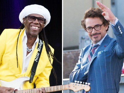 Nile Rodgers 'died eight times' in one night while out with Robert Downey Jr. – no, seriously