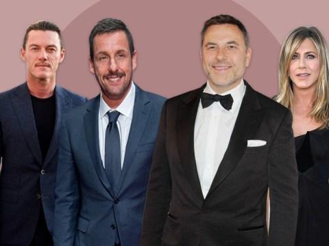 David Walliams joins Adam Sandler flick Murder Mystery alongside Jennifer Aniston and Luke Evans