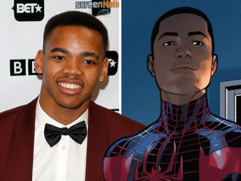 The First Purge's Joivan Wade wants to play Miles Morales' Spider-Man in the MCU: 'He's got juice, and it's my dream role'