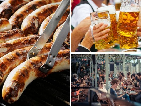 London is getting its very first vegan Oktoberfest this year