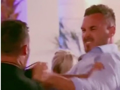 What exactly happens if a fight breaks out in Love Island?