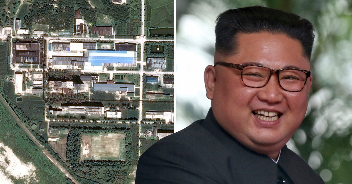North Korea has 'at least three' secret nuclear weapons sites, US intelligence says