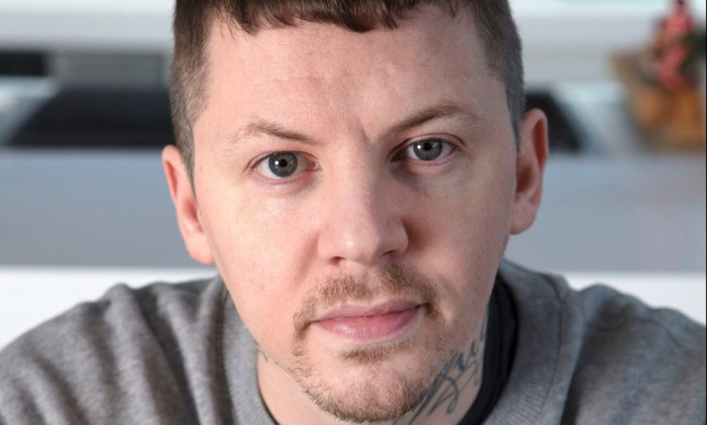 PROFESSOR GREEN - Mandatory Credit: Photo by REX/Shutterstock (9644328b) Professor Green in his home Professor Green photoshoot, Lewisham, London, UK - 07 Mar 2018