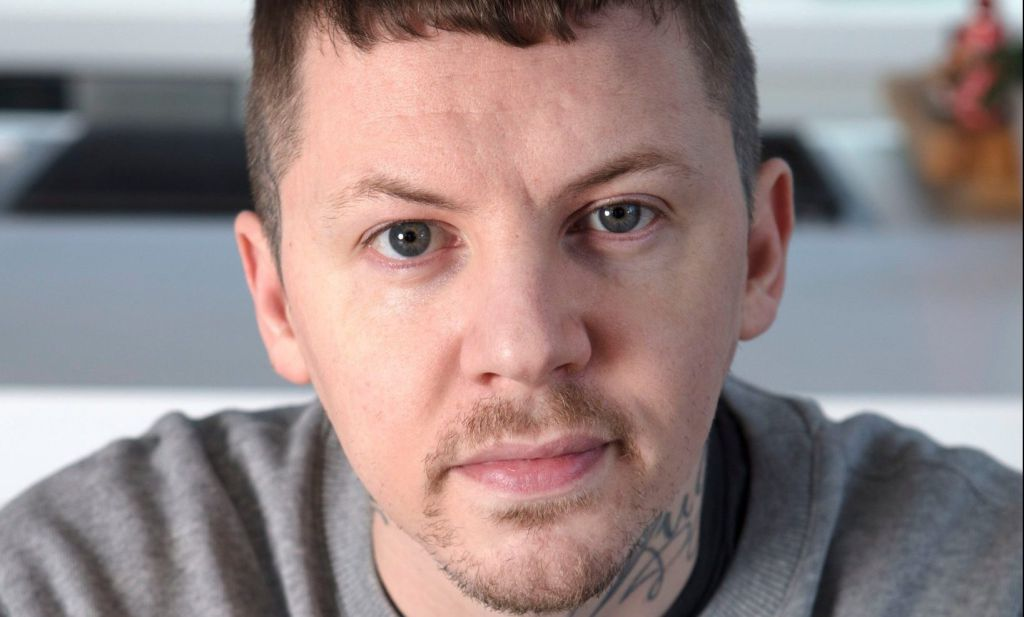 Professor Green tears up as he remembers calling his Nan to say goodbye after being stabbed