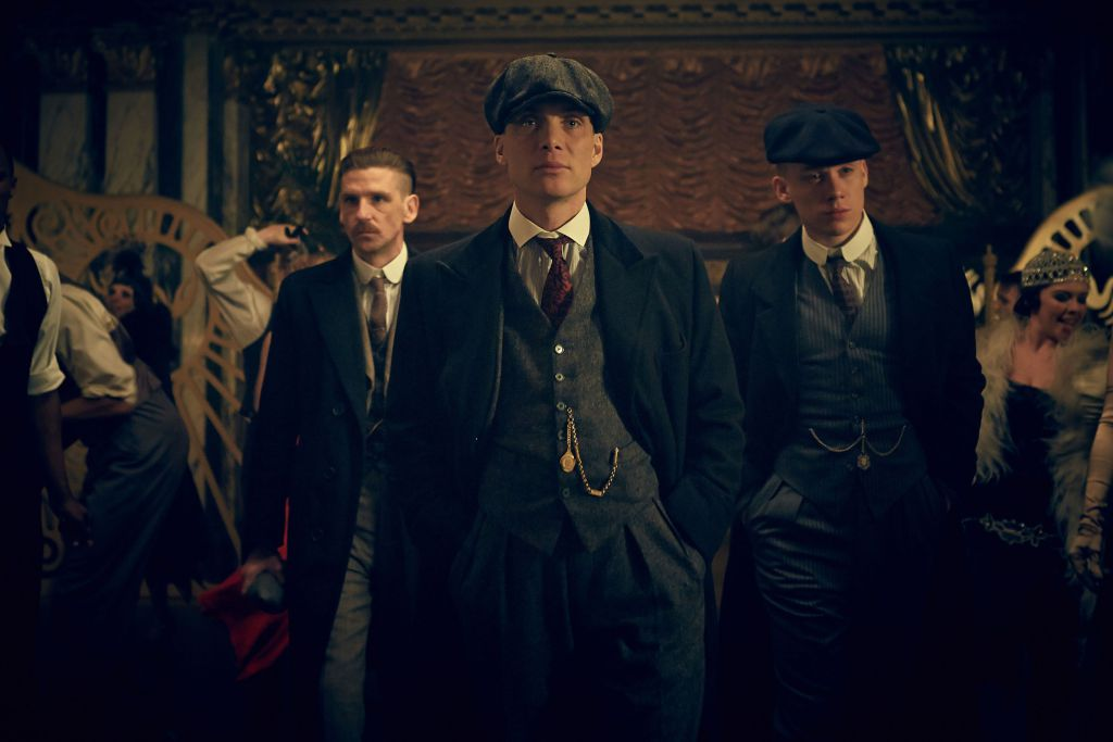 Peaky Blinders has started filming season 5 so hold onto your flat caps