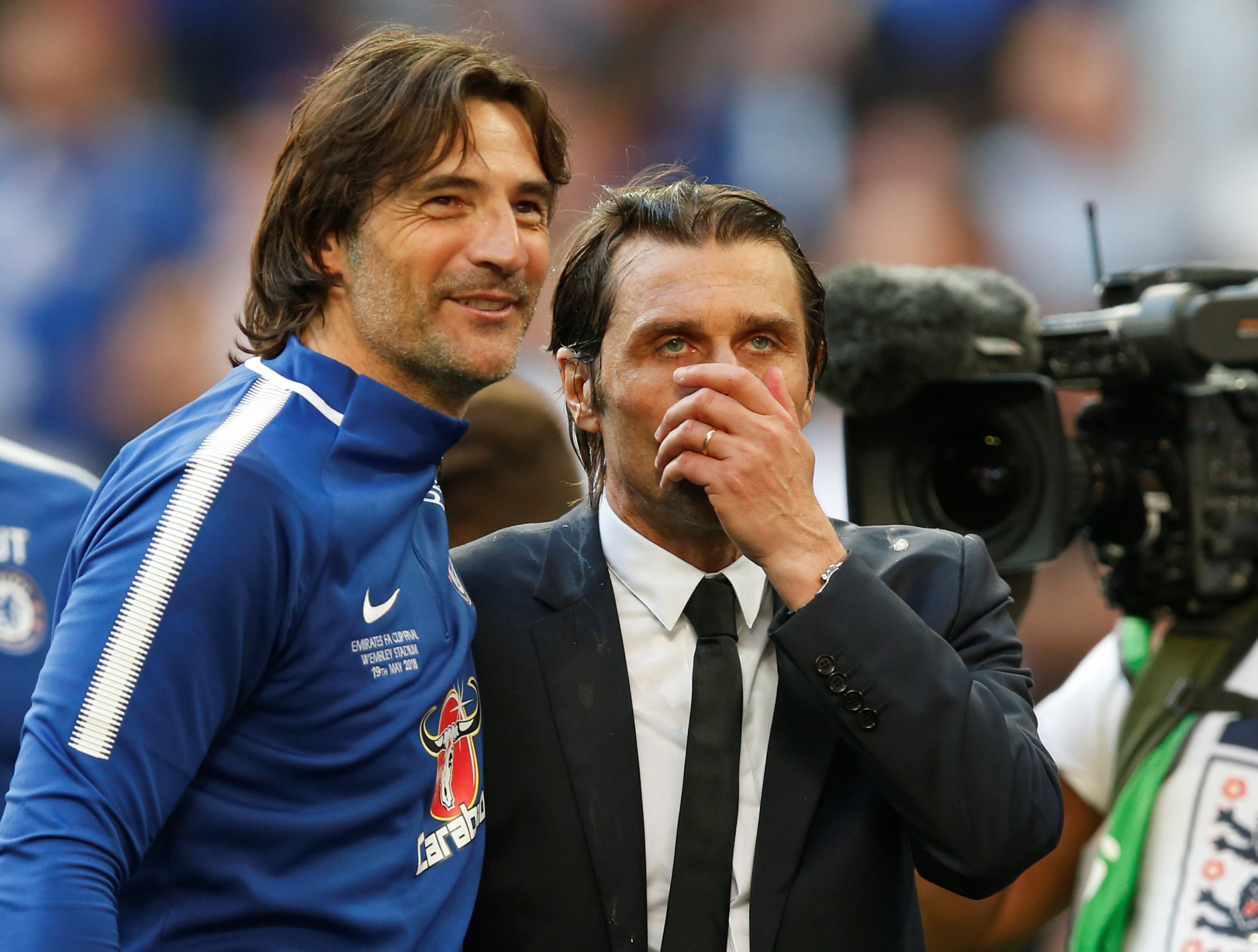 Chelsea consider keeping Antonio Conte as manager after Real Madrid job filled