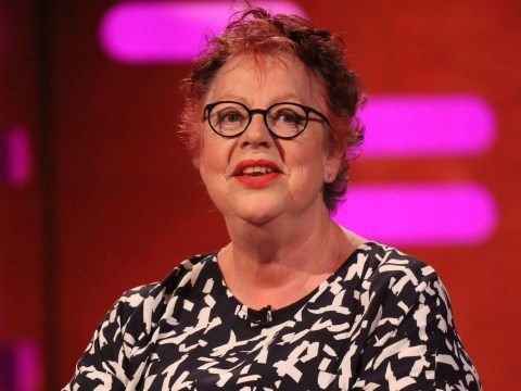 A fan once recognised Jo Brand during a smear test
