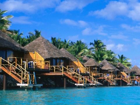 Stunning resort on the Aitutaki lagoon is on sale for £17 million