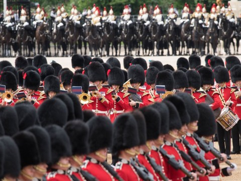 How to watch Trooping the Colour