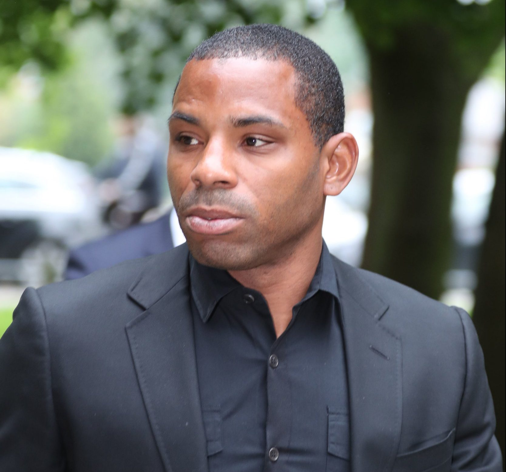 Crystal Palace captain Jason Puncheon arrives at Staines Magistrates' Court where he is due to stand trial after a fight outside a nightclub. PRESS ASSOCIATION Photo. Picture date: Monday June 4, 2018. See PA story COURTS Puncheon. Photo credit should read: Steve Parsons/PA Wire