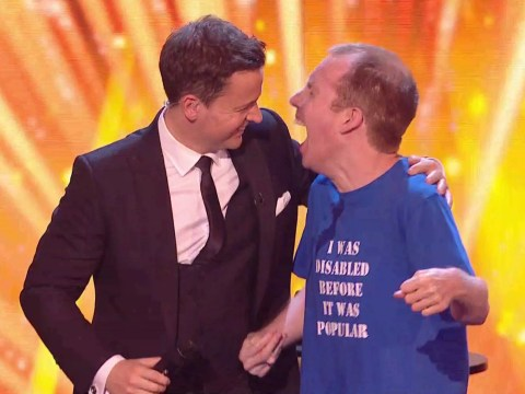 Lost Voice Guy's Britain's Got Talent win has smashed stigmas and inspired my son