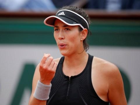 Garbine Muguruza thumps Maria Sharapova to reach French Open semi-finals