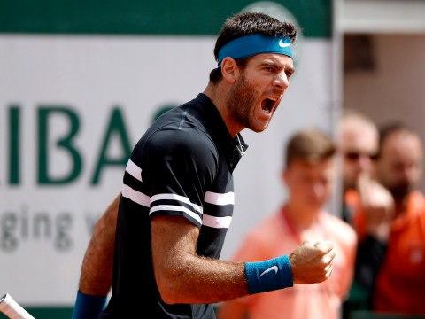 Juan Martin del Potro sets up fascinating Rafael Nadal French Open semi-final clash