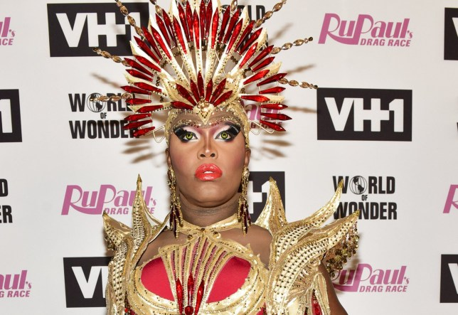 """LOS ANGELES, CA - JUNE 08: Asia O'Hara attends VH1's """"RuPaul's Drag Race"""" Season 10 Finale at The Theatre at Ace Hotel on June 8, 2018 in Los Angeles, California. (Photo by Rodin Eckenroth/FilmMagic)"""