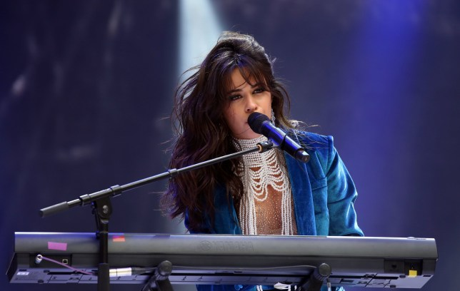 Camila Cabello on stage during Capital's Summertime Ball with Vodafone at Wembley Stadium, London. PRESS ASSOCIATION Photo. This summer's hottest artists performed live for 80,000 Capital listeners at Wembley Stadium at the UK's biggest summer party. Performers included Camila Cabello, Shawn Mendes, Rita Ora, Charlie Puth, Jess Glyne, Craig David, Anne-Marie, Rudimental, Sean Paul, Clean Bandit, James Arthur, Sigala, Years & Years, Jax Jones, Raye, Jonas Blue, Mabel, Stefflon Don, Yungen and G-Eazy. Picture date: Saturday June 9, 2018. Photo credit should read: Isabel Infantes/PA Wire
