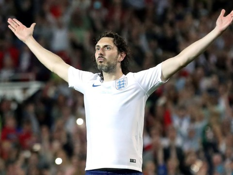 Soccer Aid viewers back 'Neil from the Inbetweeners' as Blake Harrison scores England's winning goal