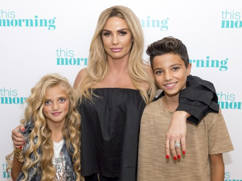 Katie Price's children 'remain living with Peter Andre' as visitation is 'arranged and planned in advance'