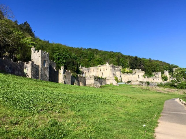 Doctor to restore farytale castle he fell in love with as a child