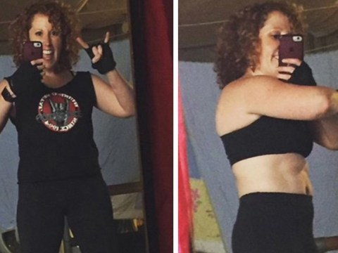 Woman exercises every day despite rare condition which causes fractures and strokes