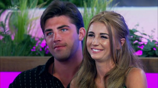 Jack chose to couple up with Dani on 'Love Island'. Broadcast on ITV2 Featuring: Dani Dyer, Jack Fincham When: 08 Jun 2018 Credit: Supplied by WENN **WENN does not claim any ownership including but not limited to Copyright, License in attached material. Fees charged by WENN are for WENN's services only, do not, nor are they intended to, convey to the user any ownership of Copyright, License in material. By publishing this material you expressly agree to indemnify, to hold WENN, its directors, shareholders, employees harmless from any loss, claims, damages, demands, expenses (including legal fees), any causes of action, allegation against WENN arising out of, connected in any way with publication of the material.**