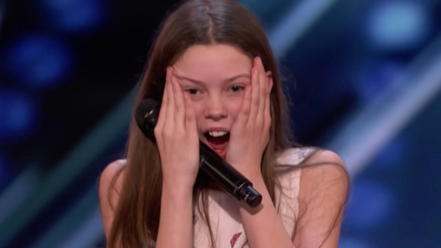 AGT's Courtney Hadwin's best performances on The Voice Kids