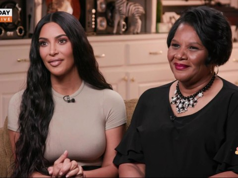Kim Kardashian West wants to become a lawyer after championing Alice Marie Johnson