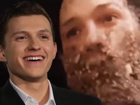Tom Holland is officially trolling us all over Spider-Man's Infinity War death – and we're not OK