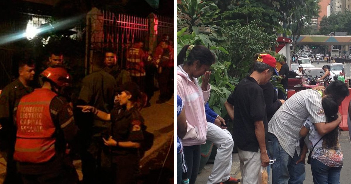 Nightclub brawl in Venezuela kills 17 students celebrating graduation
