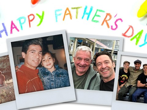 From Kim Kardashian to Victoria Beckham, the celebs shouting out the men in their lives on Father's Day