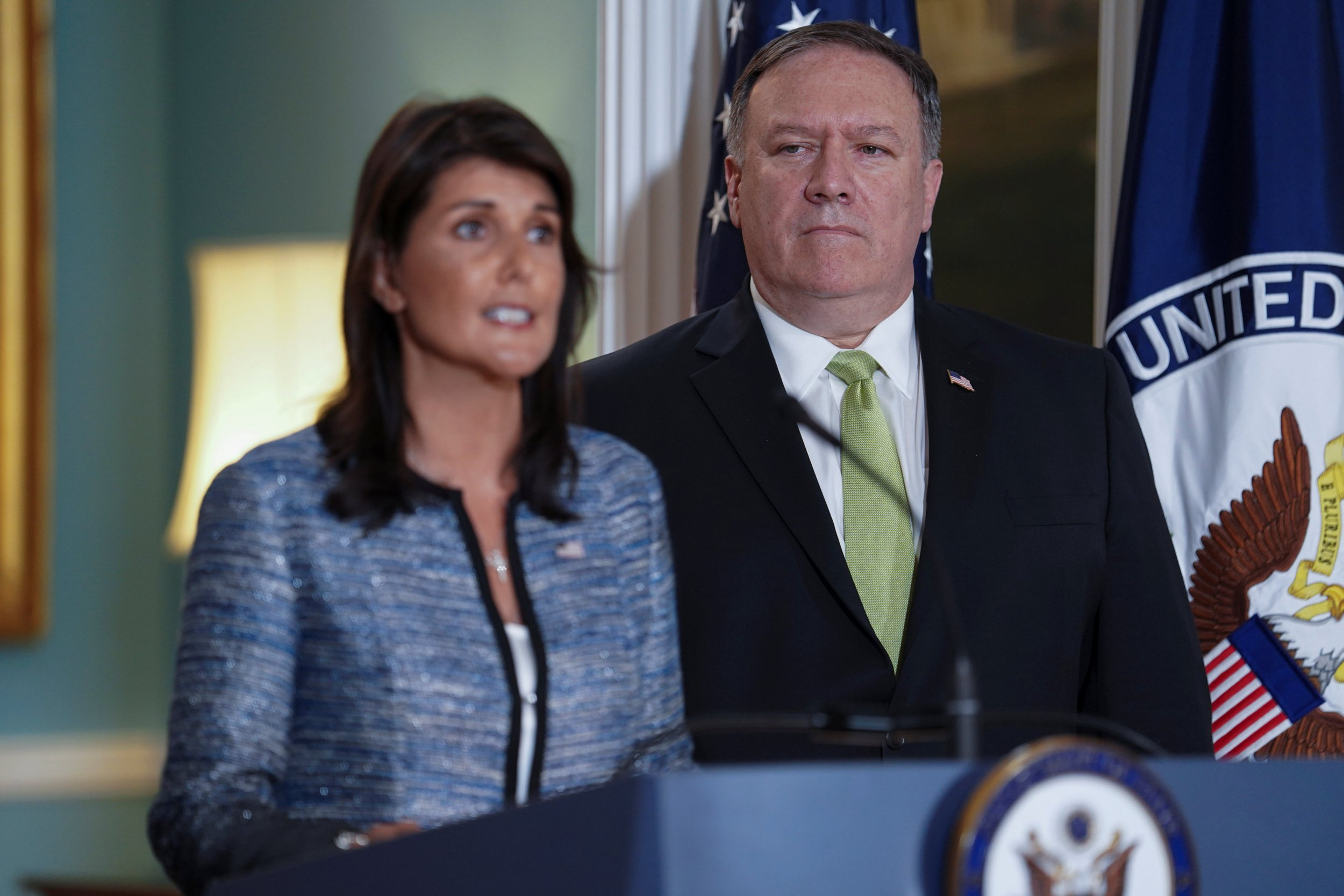 The US is not off the hook with human rights even if it leaves the UN
