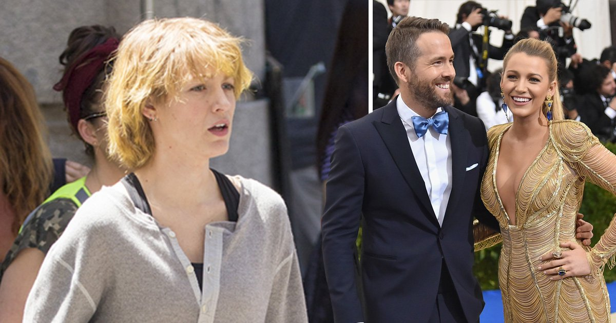 Blake Lively should prepare to get trolled by Ryan Reynolds as she returns to set
