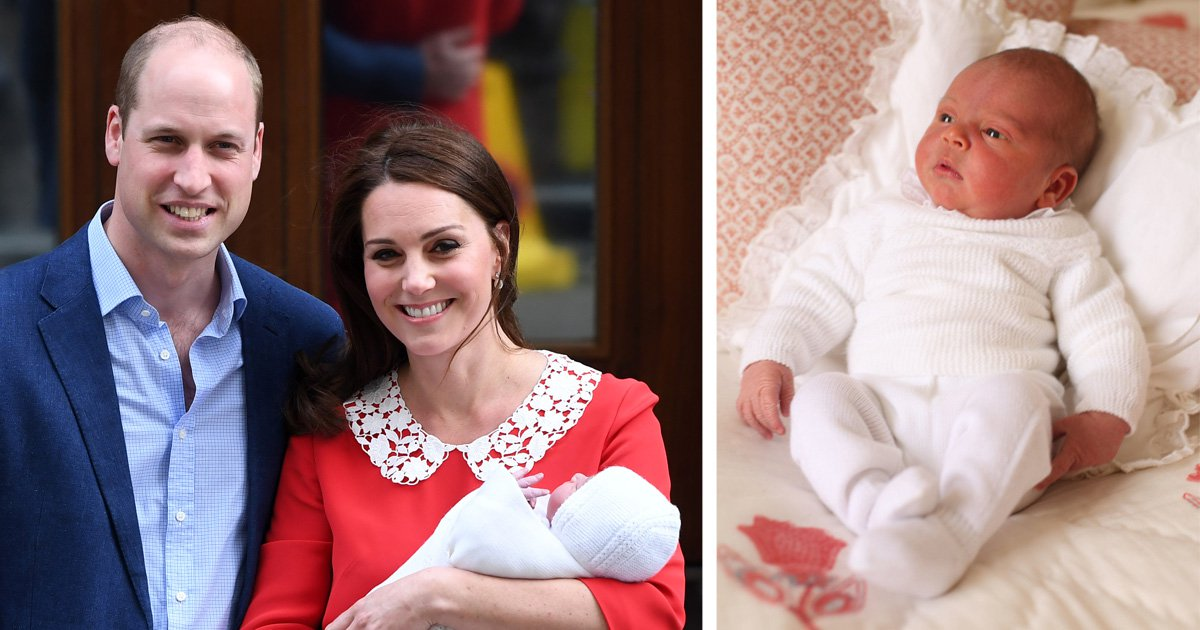 Who are Prince George and Princess Charlotte's godparents and who will be Prince Louis'?