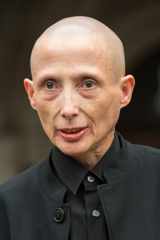 """File photo dated 11/10/17 of campaigner Christie Elan-Cane, who believes the UK?s passport application process is """"inherently discriminatory"""". A High Court judge is to rule on a claim that the Government?s current policy on gender-neutral passports is """"unlawful"""". PRESS ASSOCIATION Photo. Issue date: Friday June 22, 2018. Elan-Cane, has fought for more than 25 years to achieve legal and social recognition for non-gendered identity, sees the issue of """"X"""" (for unspecified) passports as a key focal point of the non-gendered campaign. See PA story COURTS Passport. Photo credit should read: Dominic Lipinski/PA Wire"""