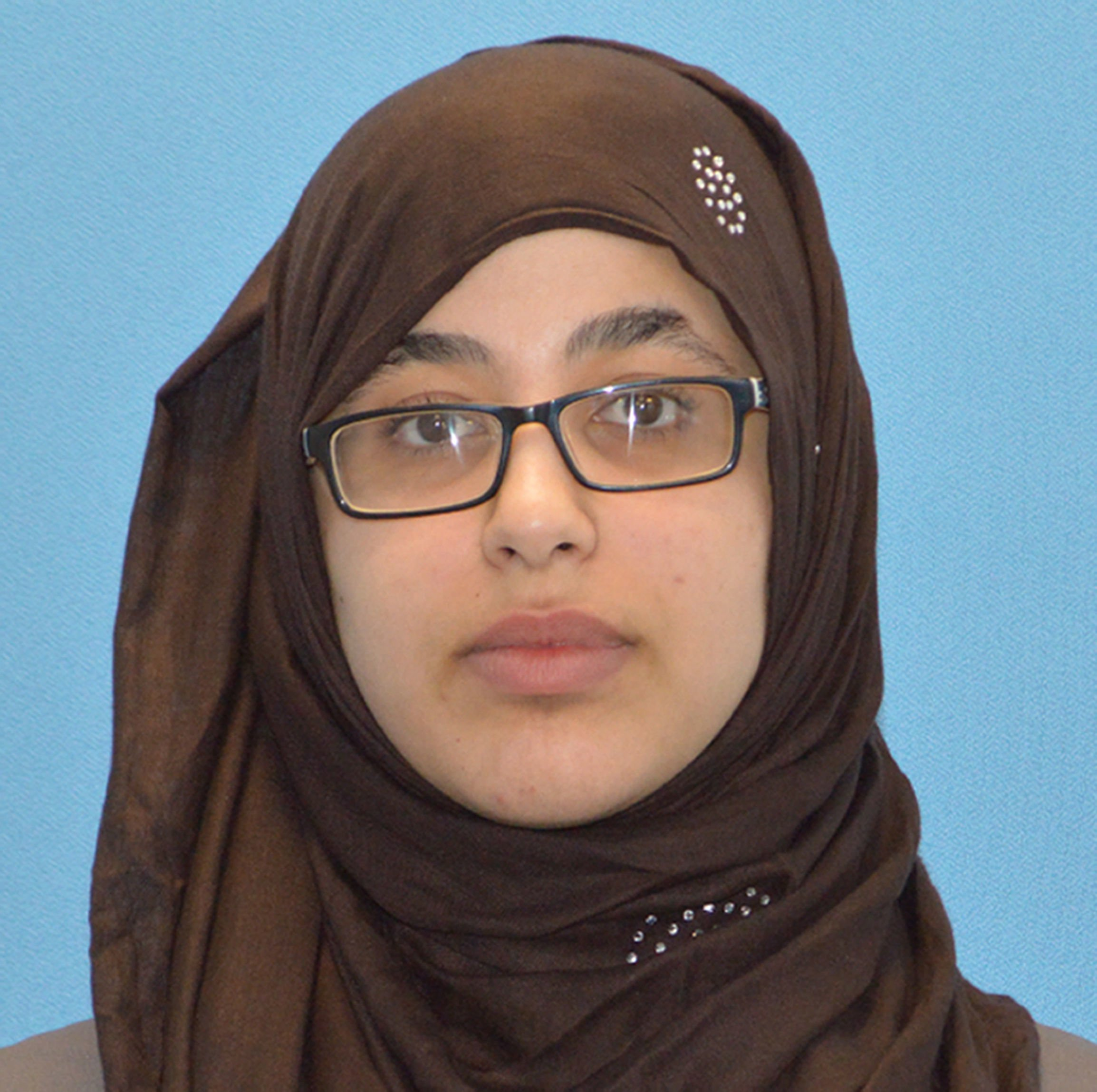 BEST QUALITY AVAILABLE Undated handout file photo issued by the Metropolitan Police of Khawla Barghouthi, 21, who has been jailed for two years and four months after she admitted failing to disclose Rizlaine Boular's Islamic State-inspired plan to authorities. PRESS ASSOCIATION Photo. Issue date: Friday June 22, 2018. See PA story COURTS Boular. Photo credit should read: Metropolitan Police/PA Wire NOTE TO EDITORS: This handout photo may only be used in for editorial reporting purposes for the contemporaneous illustration of events, things or the people in the image or facts mentioned in the caption. Reuse of the picture may require further permission from the copyright holder.