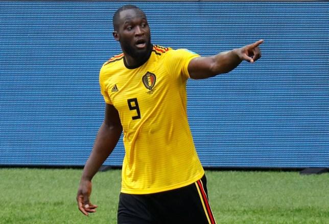 Soccer Football - World Cup - Group G - Belgium vs Tunisia - Spartak  Stadium f72c8f326
