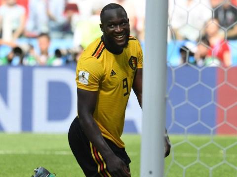 England vs Belgium: Romelu Lukaku suffers 'no further damage' to ankle injury