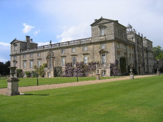 Beverley Dickenson was found hanging in the Earl of Pembroke's Wilton Estate (Picture: Geograph.co.uk)