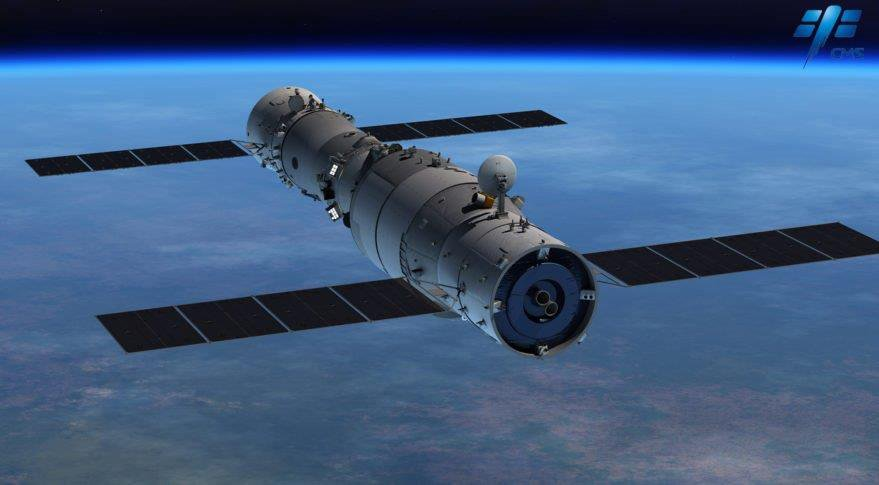 A second Chinese space station just plunged perilously close to Earth and we don't know why